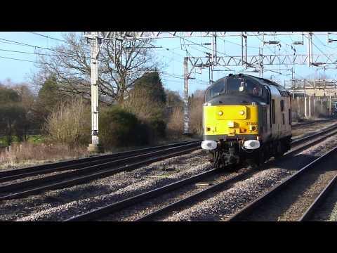 37884 Carlisle High Wapping Sidings -  Leicester LIP. 6/1/18