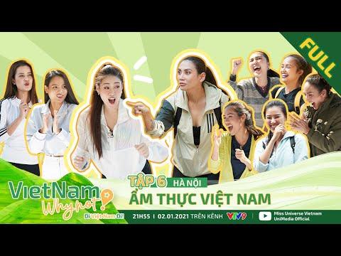 Vietnam Why Not | Tập 6 FULL: Võ Hoàng Yến trở lại đầy lợi hại, vắng Mâu Thuỷ Nón Lá có thể dẫn đầu?