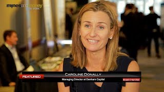 Caroline Donally, Denham Capital Expert Interview at Mines & Money NYC
