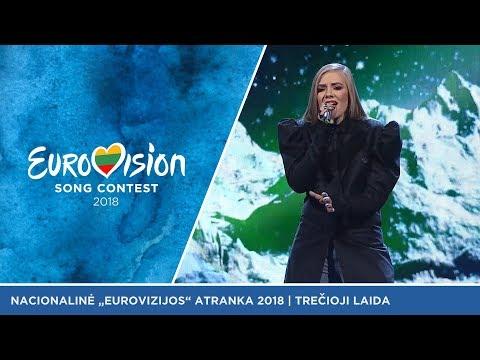 "Agnė Michalenkovaitė - ""Going on"" (liet. ""Viskas tęsiasi"")"