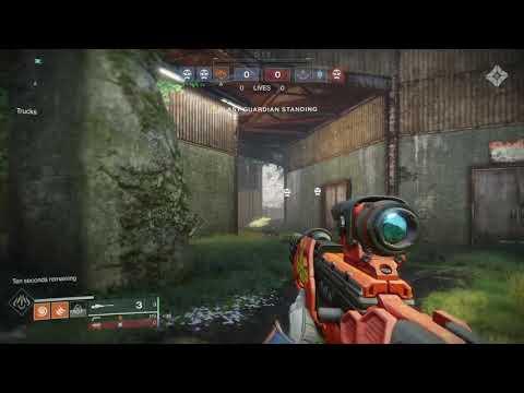 Comp 5 Kill Streak