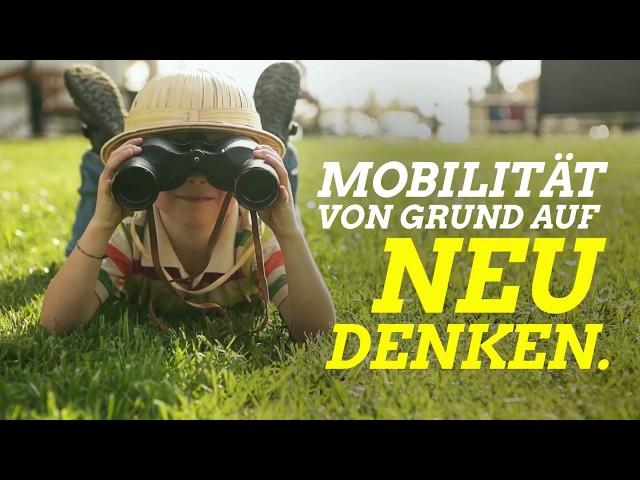 Moderne Mobilität für Berlin: sicher, sauber, schnell und gesund