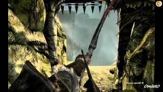 Skyrim. Dawnguard. Квесты вампиров ч.2. Уничтожение и предательство.