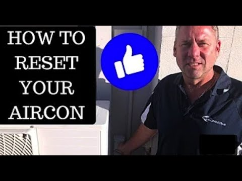 How to Reset Your Air Conditioner Unit | Easy!