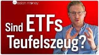 Superreicher warnt: Darum sind ETFs Massenvernichtungswaffen // Mission Money