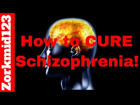 How to CURE Schizophrenia Permanently!