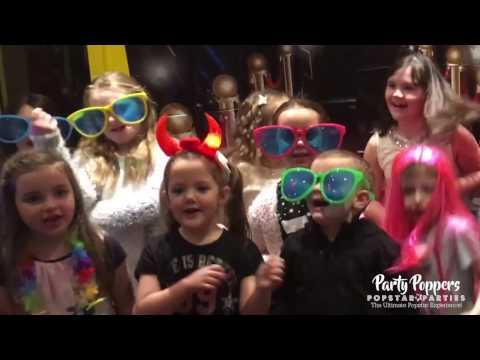 Serenna's Popstar Party