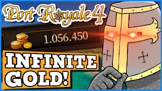 PORT ROYALE 4 IS A PERFECTLY BALANCED GAME WITH NO EXPLOITS - Infinite Money Exploit Is Broken