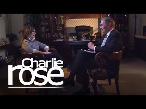 Alyssa Mastromonaco on Leaving the White House | Charlie Rose