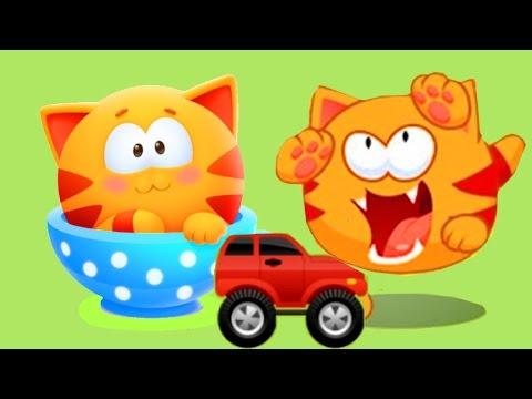 МяуСим #2 - КОТЕНОК МЯУСИМ - веселая развлекательная мультик игра видео для детей