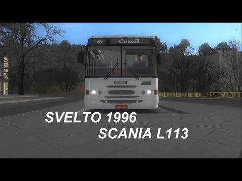 Svelto 1996 Scania L113 linha 58 [OMSI]