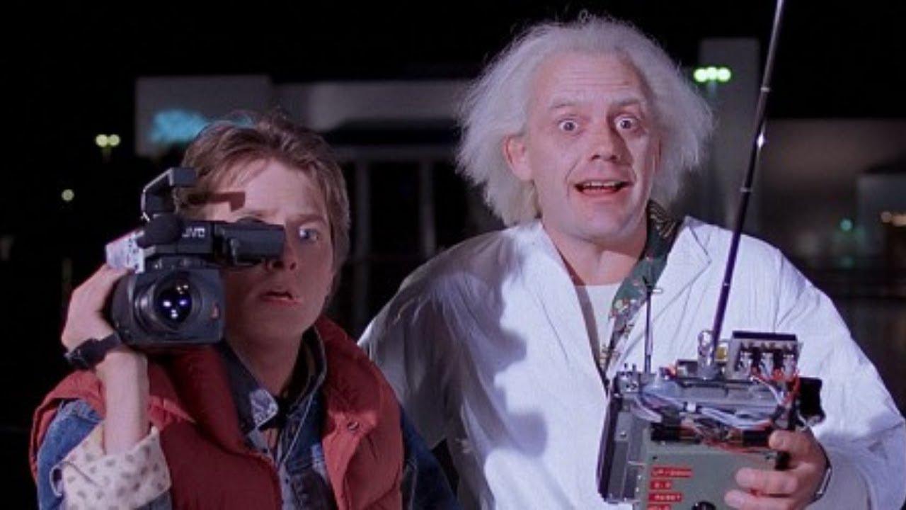 ده اهم اختراع فى حياتي 👨🔬 | ملخص فيلم - Back To The Future ⏱ -