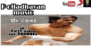 Pollathavan music