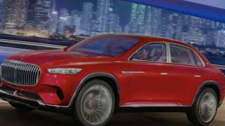 Vision Mercedes Maybach Ultimate Luxury leaked official images