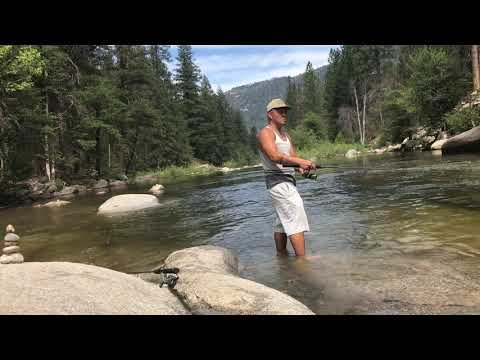 Yosemite Fishing Adventures 2019