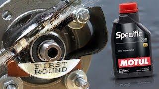 Motul Specific Ford 913D 5W30 Jak skutecznie olej chroni silnik?