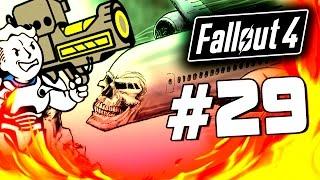 Fallout 4 - ПОИСКИ СЕКРЕТОВ - МЕСТО КРУШЕНИЯ 29
