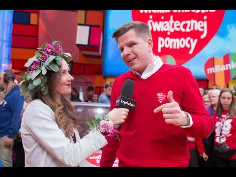 """Aukcje WOŚP – Filip Chajzer i jego """"wehikuł czasu"""""""