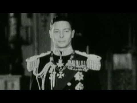 King George VI - The Man Behind the King's Speech