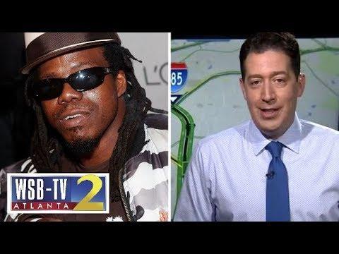Two Atlanta TV Anchors Use a Traffic Report to Honor Bushwick Bill