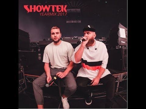 Showtek 2017 Yearmix