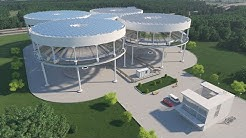 The VPA-2 Solar System - Solar Power Fifth Generation