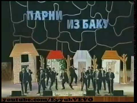 """КВН """"Парни из Баку"""" - 2000"""