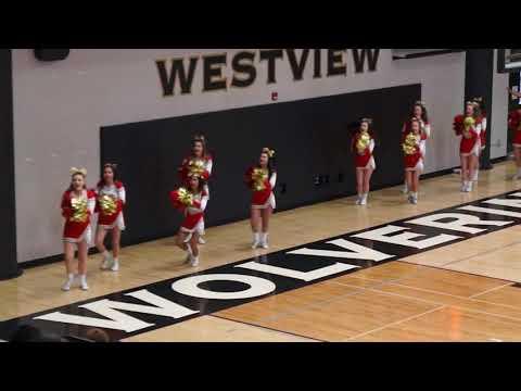 Westview JV VS Mt Carmel 02 16 18   4th Qtrcontinue
