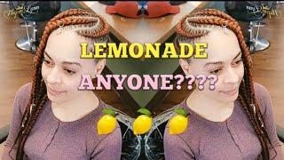 Lemonade Stitch Braids