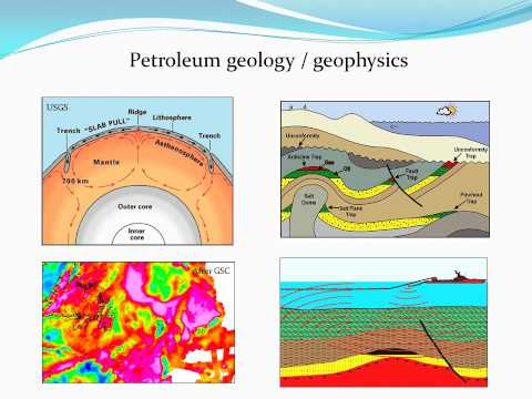 PetroEd's Introduction to the Petroleum Industry Course outline