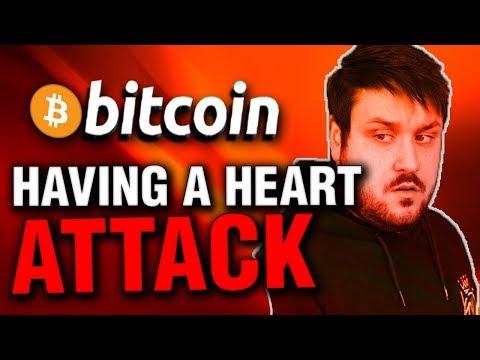 Having A Heart Attack - Bitcoin Meme Review