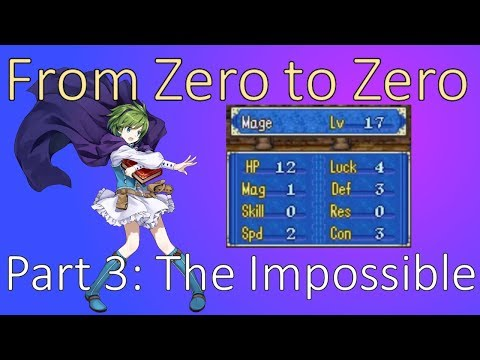 From Zero to Zero 3: The Impossible Final Part