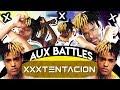 Aux Battles: XXXTENTACION (RARE SONGS,RIP)