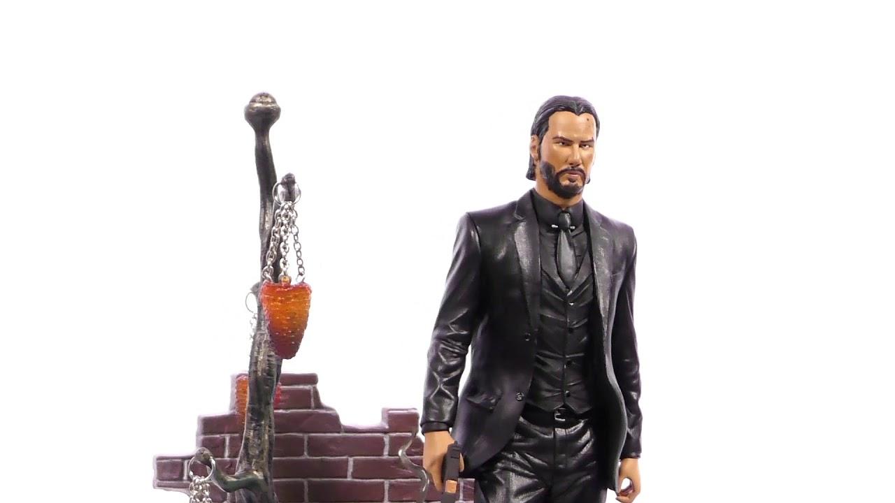 Diamond Select Toys John Wick Gallery John Wick Chapter 1 PVC Statue 23 cm