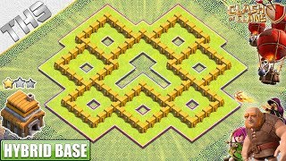 NEW BEST TH5 Base 2019 with REPLAYS!! TH5 Base Anti TH6 ATTACKS - Clash of Clans