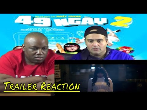 49 Ngày 2 (49 Days Part 2) Trailer Reaction (ENGLISH SUBTITLES)