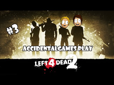 S2 E3 - Barely Living - Accidental Games Attempt to Play Left 4 Dead 2