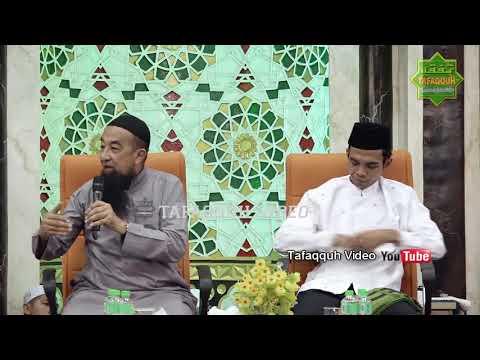 Membalik Telapak Tangan Saat Doa Tolak Balak - Ustadz Abdul Somad Lc. MA & Ustadz Azhar Idrus