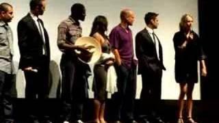 Battle in Seattle Cast at TIFF 2007