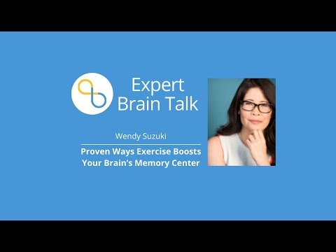 Wendy Suzuki on the Proven Ways Exercise Boosts Your Brain's Memory Center