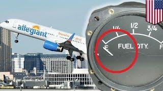 Самолёту с топливом на три минуты отказали в посадке