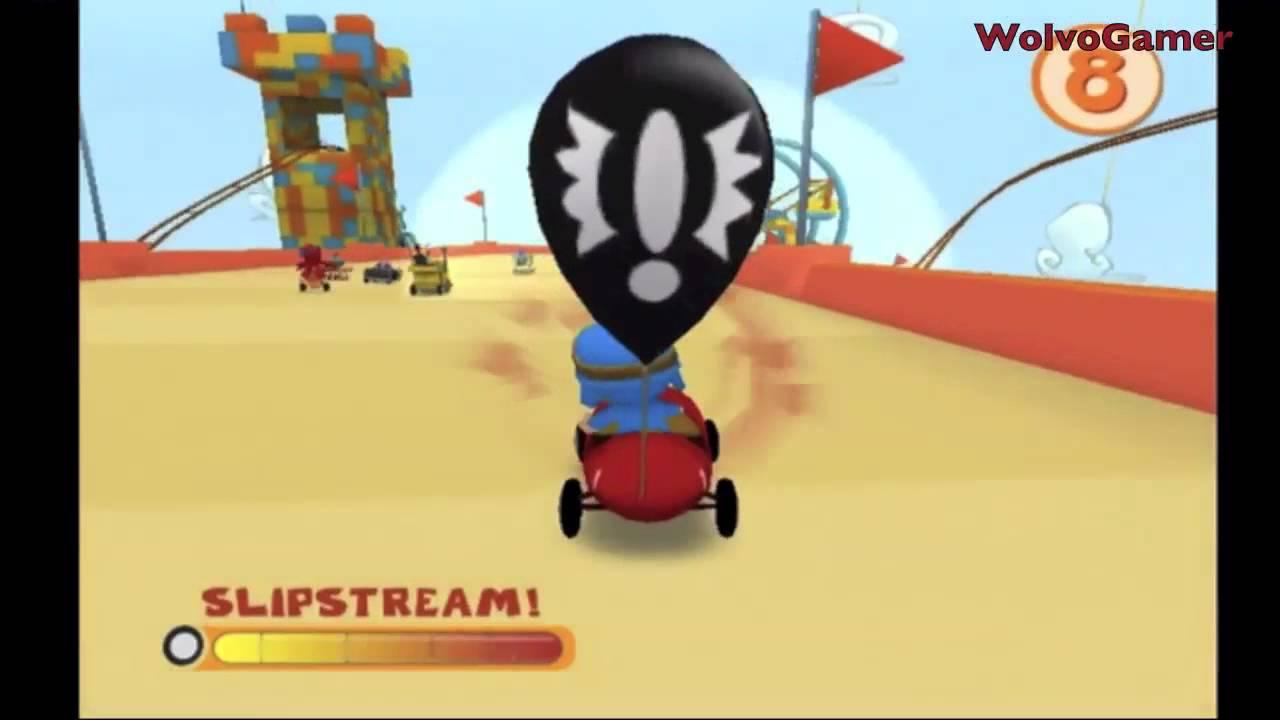 Pocoyo Racing 2011 Wii Gameplay Youtube