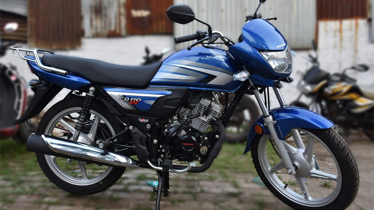 2019 honda cd110 dream dx