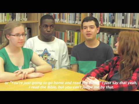 Students on Discrimination Clip 3