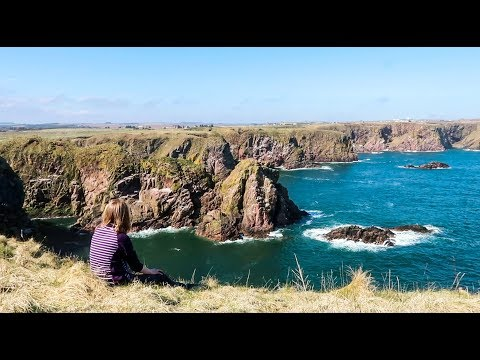Explore Scotland |The Bullers of Buchan and Travel Advice