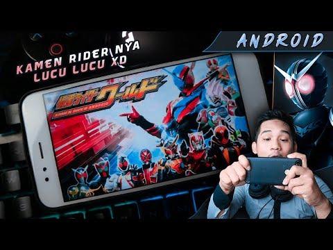 Kamen Rider Android Krakter Nya Lucu - Lucu XD | All Kamen Rider Generation Android