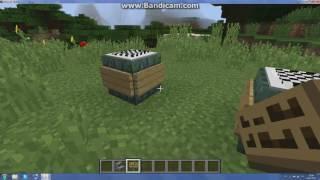 Minecraft: как сделать Шахматный столик+ большой столик 3D(Все в Minecraft имеет использование, даже то, что на самом деле не в игре.. это яркий пример! чотинько..., 2016-05-18T17:27:06.000Z)