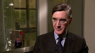 Jacob Rees-Mogg believes Brexit has called democracy into question