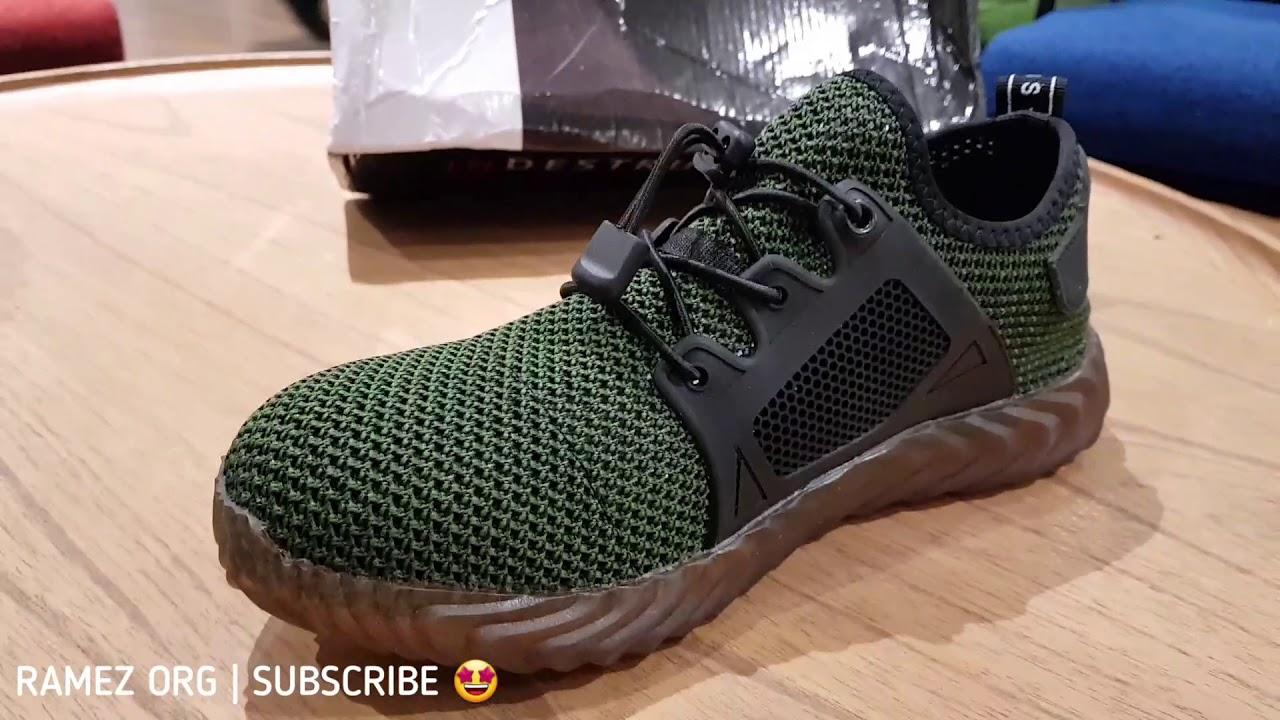 Indestructible Shoes Ryder Green