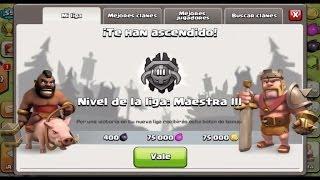 Liga maestro con ayuntamiento 7 WTF? ep.3 Superada! - Mundo Clash of Clans #42